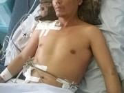 Sức khỏe đời sống - Cứu sống bệnh nhân rơi trên cao, bị bê tông đè