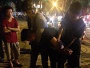 An ninh Xã hội - TP.HCM: Bắt Pokémon ở công viên, cô gái bị giật iPhone