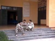 Video An ninh - Đội kịch đặc biệt sau song sắt trại giam (P.1)