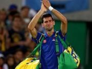 Olympic 2016 - Djokovic thua sốc ở Olympic: Nước mắt huyền thoại
