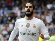Bóng đá - Tin chuyển nhượng 9/8: Isco chê Milan, bám trụ ở Real
