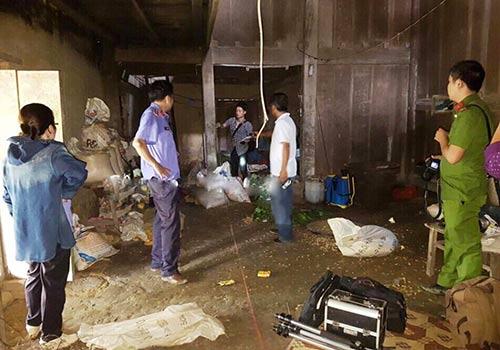 Vụ thảm án 4 người chết ở Lào Cai: Xác định nghi phạm