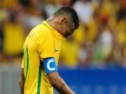 Bóng đá - Thua Olympic, Neymar có thể bỏ ĐTQG giống Messi