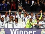 Bóng đá - Chùm ảnh Real nghẹt thở giành Siêu cúp châu Âu