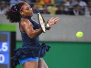 Thể thao - Serena – Svitolina: Tiếp bước Djokovic (vòng 3, đơn nữ Olympic Rio)