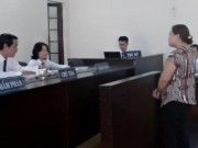 """An ninh Xã hội - Bị tăng hình phạt sau khi tố chồng thư ký tòa """"ăn tiền"""""""