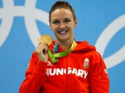 """Thể thao - Tin nóng Olympic ngày 4: """"Bà đầm thép"""" lập kỉ lục đường đua xanh"""