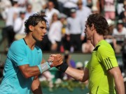 """Thể thao - Tennis Olympic ngày 5: Nadal phải """"cày"""" 3 trận/ngày"""