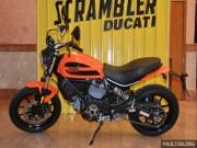 Thế giới xe - Cận cảnh 2016 Ducati Scrambler Sixty2 phân khối 400cc