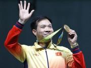 Olympic 2016 - Hoàng Xuân Vinh giành HCB 50m súng ngắn Olympic: Tuyệt đỉnh