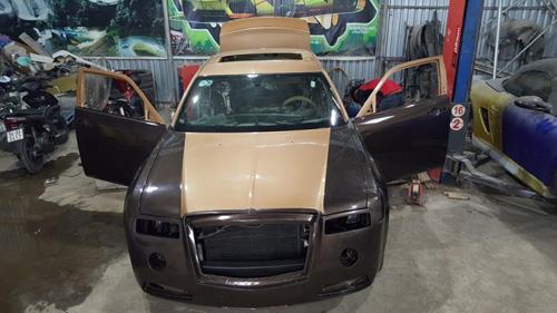 """Xế siêu sang Roll-Royce """"phiên bản Việt"""" sắp xuất xưởng"""