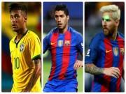 """Bóng đá - Vấn đề của Barca: Chữa bệnh cho """"tam tấu MSN"""""""