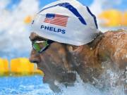Thể thao - Huyền thoại bơi Michael Phelps: 1 mình ăn bằng 4 người