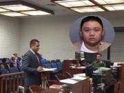 Phim - Minh Béo nhận tội, bị đề nghị nhận 18 tháng tù
