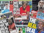 Bóng đá - MU mua Pogba, báo Anh châm biếm Real Madrid