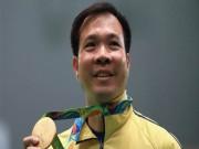 Thể thao - VĐV xuất sắc nhất Olympic: Hoàng Xuân Vinh thứ 7, Phelps số 3