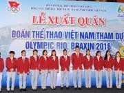 Thể thao - Đoàn thể thao Việt Nam lên tiếng về việc 'quan chức tranh suất ở Olympic'