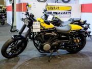 """Xe máy - Xe đạp - """"Soi kỹ"""" Yamaha XV950 Racer 2016 bản kỷ niệm và bản màu xám"""