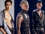 Thời trang - Loạt nam thần Next Top Model thi nhau khoe cơ bắp