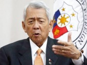 """Thế giới - Philippines yêu cầu TQ tuân thủ luật biển """"vô điều kiện"""""""