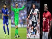 Bóng đá - Ngoại hạng Anh 2016/17: Đi tìm đội hình hoàn hảo