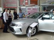Ô tô - Tháng 7, người Việt mua thêm hơn 28.000 ô tô