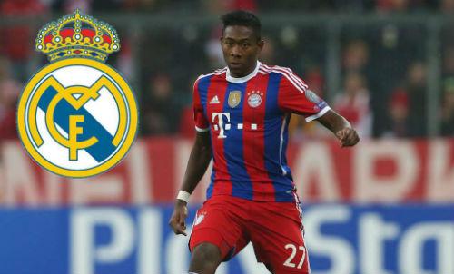 Tin chuyển nhượng 12/8: Siêu hậu vệ Bayern khước từ Real