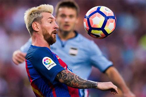 Messi 500 bàn & MU 2000 điểm: Chờ đợi Siêu kỉ lục