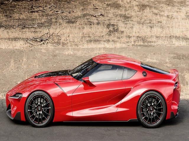 Toyota Supra mới và những điều chưa biết