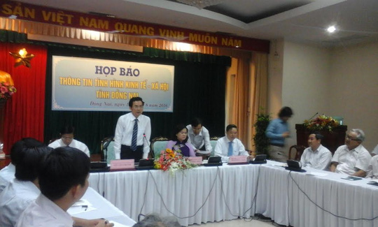 Dấu hiệu vi phạm nghiêm trọng ở phân khu KCN Formosa Đồng Nai