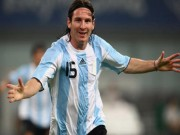 """Bóng đá - Đội hình tiêu biểu Olympic: Messi """"đá cặp"""" với Pep"""