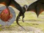 """Phim - Sự thật kỹ xảo biến gà hóa rồng phim """"nghẽn sóng HBO"""""""
