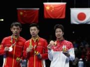 Thể thao - Giành HCV Olympic, Ma Long có trọn bộ Grand Slam bóng bàn