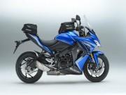 "Thế giới xe - ""Mổ xẻ"" tân binh 2016 Suzuki GSX S1000FA Tour Edition"