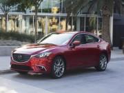 Tư vấn - Hút mắt với 2017 Mazda 6 nâng cấp công nghệ kiểm soát véc-tơ