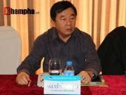 Bóng đá - Trưởng Ban Trọng tài 'mất ghế' phó ban tổ chức