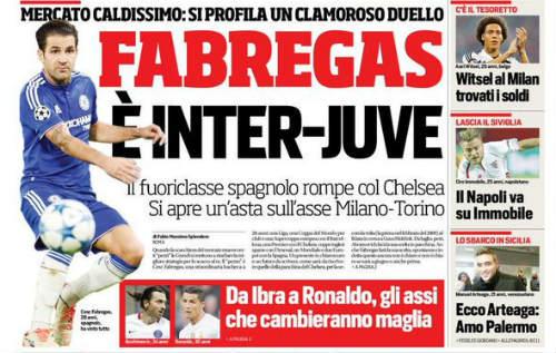 Tin chuyển nhượng 13/8: Juventus sắp có Fabregas