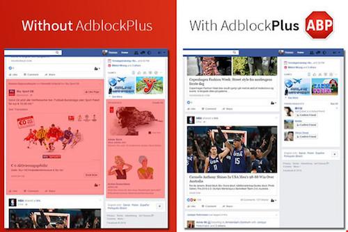 Chặn quảng cáo: Cuộc chiến không hồi kết giữa Adblock và Facebook