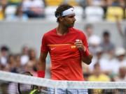 Olympic 2016 - Nadal - Bellucci: Vô cùng đau tim (TK Olympic Rio)
