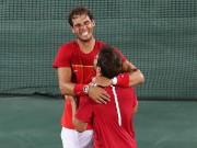 Thể thao - Tennis Olympic ngày 7: Nadal và Lopez đoạt HCV đôi nam