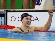 Thể thao - Tin nóng Olympic ngày 7: Ledecky đoạt Vàng, phá 2 kỷ lục