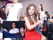 Ca nhạc - MTV - Minh Tuyết được chồng hộ tống đi làm giám khảo