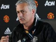 Bóng đá - Mourinho: MU chỉ cần chiến thắng, không cần đá đẹp