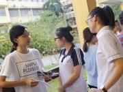 Giáo dục - du học - Hàng loạt trường đại học đã công bố điểm chuẩn
