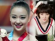 Thể dục thẩm mỹ - 4 vận động viên Hàn Quốc xinh như hot girl ở Olympic