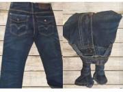 Thời trang - 2 cách gấp quần jeans chuẩn nhất thế giới