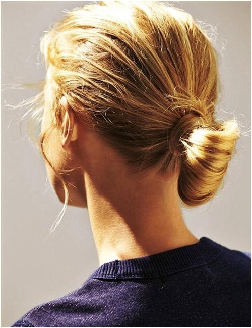 4 kiểu búi tóc sành điệu chỉ dành riêng cho nàng tóc ngắn - 1