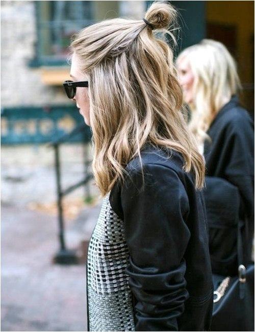 4 kiểu búi tóc sành điệu chỉ dành riêng cho nàng tóc ngắn - 7