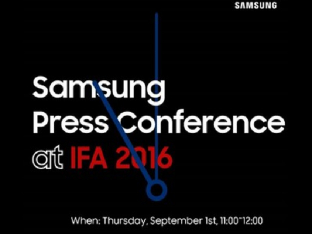 Samsung sẽ trình làng Gear S3, Gear S3 Classic tại IFA 2016