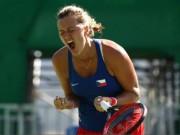 Thể thao - Tennis Olympic ngày 8: Kvitova giành HCĐ đơn nữ